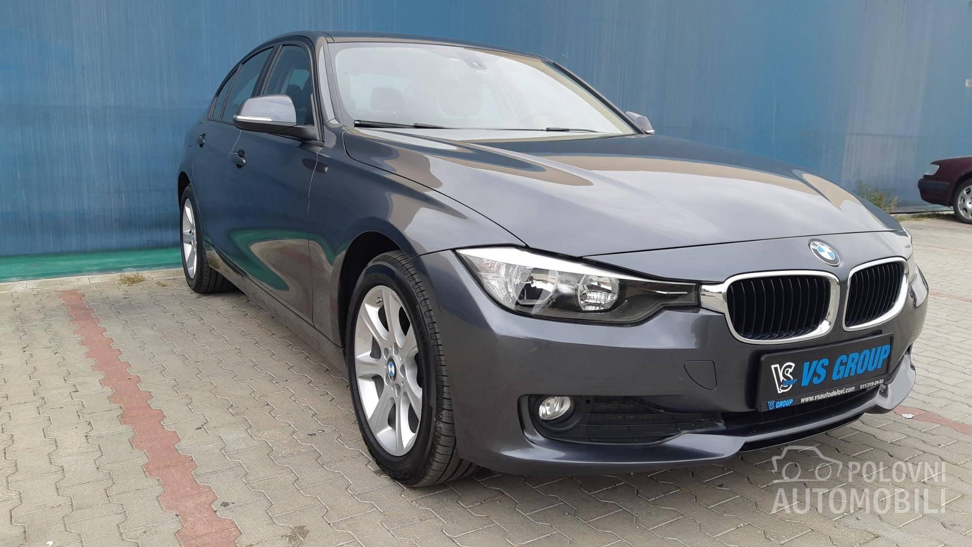 Polovni automobili - BMW 320d Xdrive